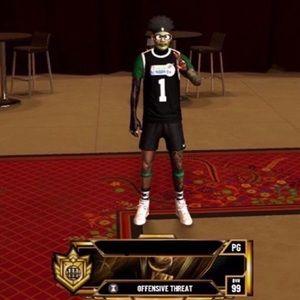 NBA 2K20 Elite 3 account